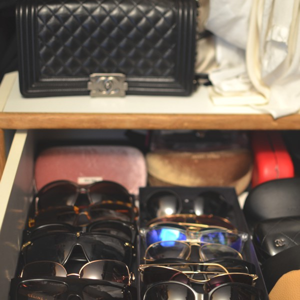 TrendSurvivor sunglasses drawer