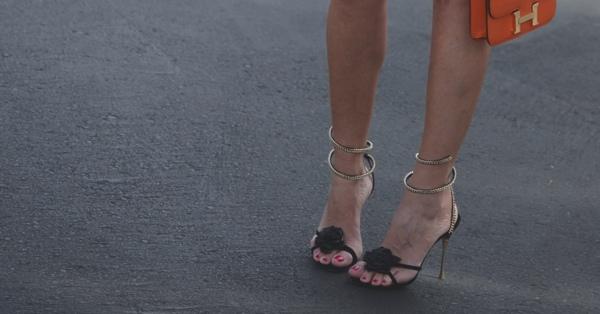 Nicholas Kirkwood rose embellished  sandals