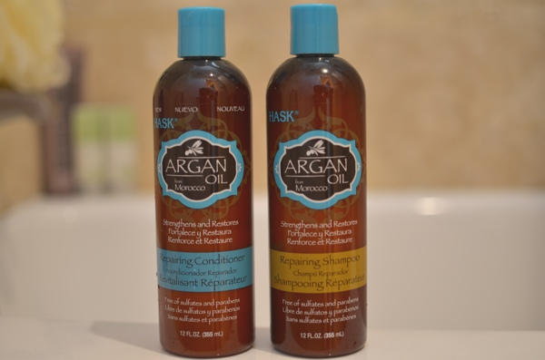 Argan Oil Hask
