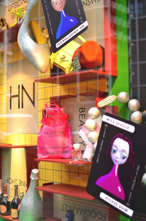 Harvey Nichols Best London Window