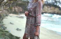 PS- The Versatile Silk Dress Dressed Down Laguna Beach