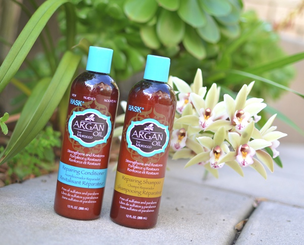 Hask Argan oil