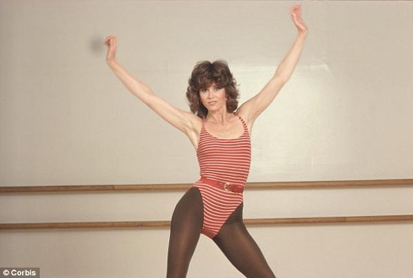 Jane Fonda 80s