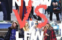 Street Style Fashion Week- New York VS London: Which is better?