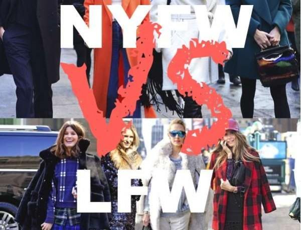 NYFW VS LFW