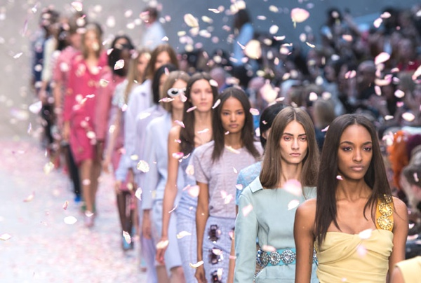 Pretty Pastels by Burberry Prorsum