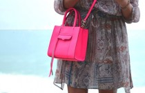 New in closet- Bright Pink Mini Tote by Rebecca Minkoff