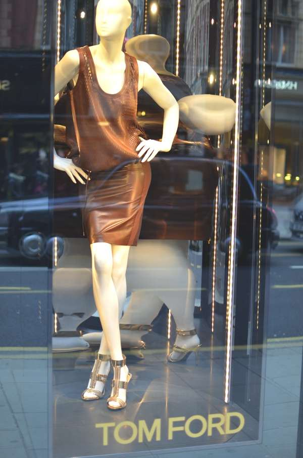 Tom Ford Store in Sloane Street