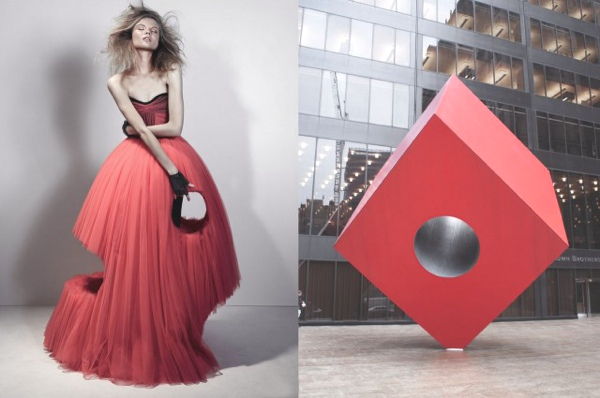 VictorRolf-Red-Cube-by-Isamu-Noguchi-in-New-York
