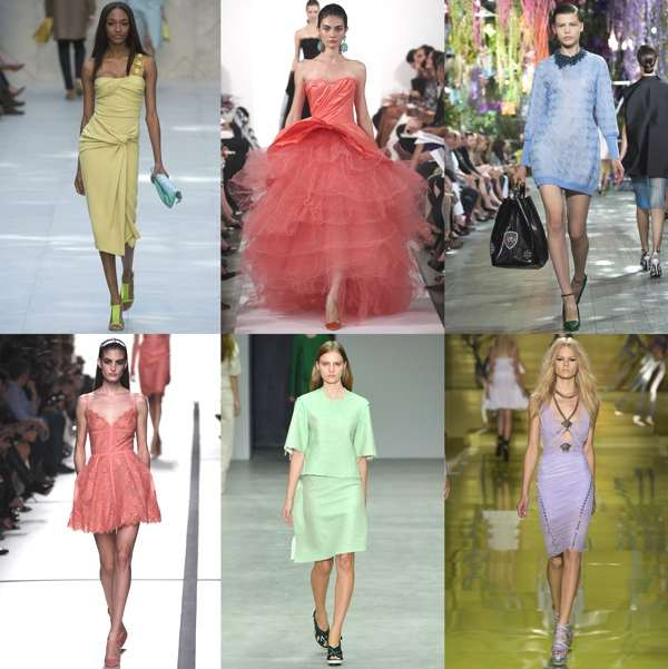 Pretty Pastels Spring Summer 2014