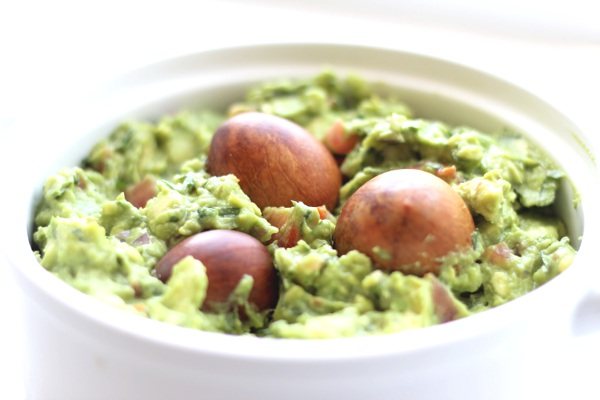 Best Spicy Guacamole