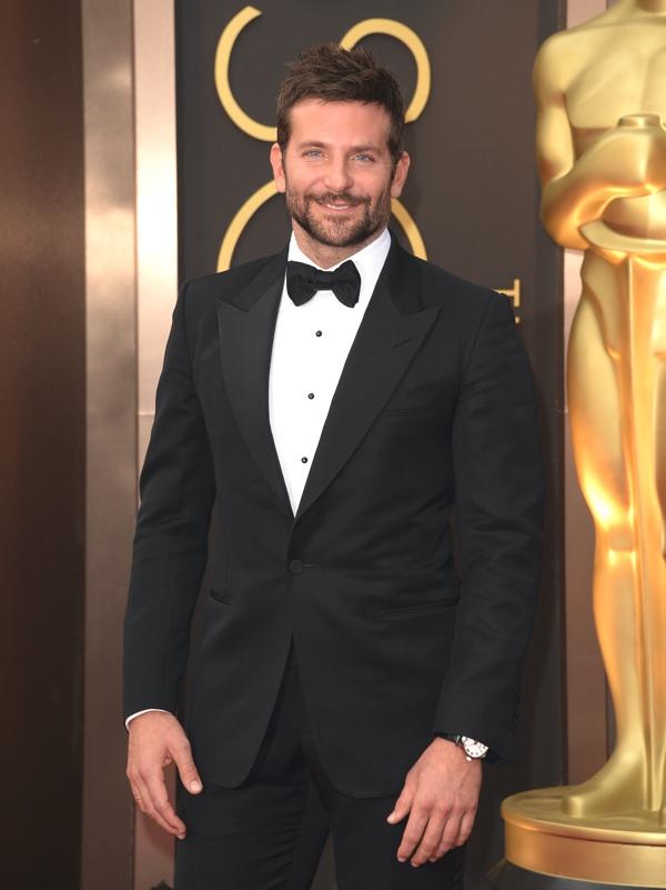 Bradley Cooper wearing Chopard