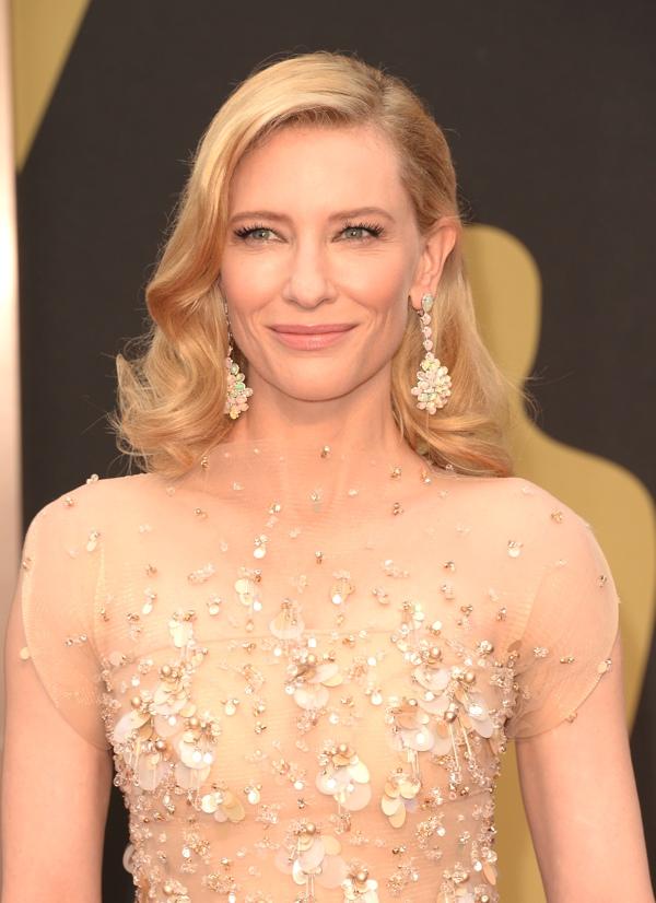 Cate Blanchett 1 wearing Chopard