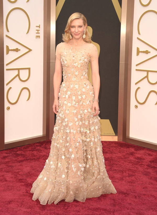 Cate Blanchett 2 wearing Chopard