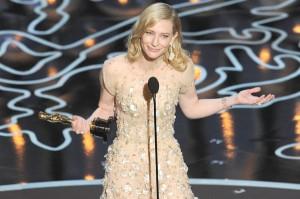 Cate Blanchett Oscars 2014