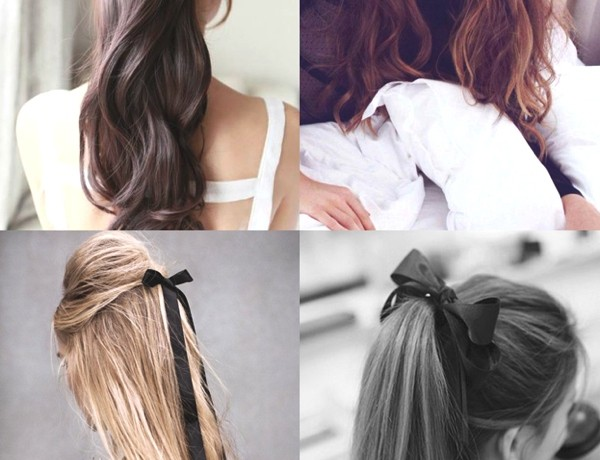 Hairstyle Trends- How To wear Ribbons in your hair03