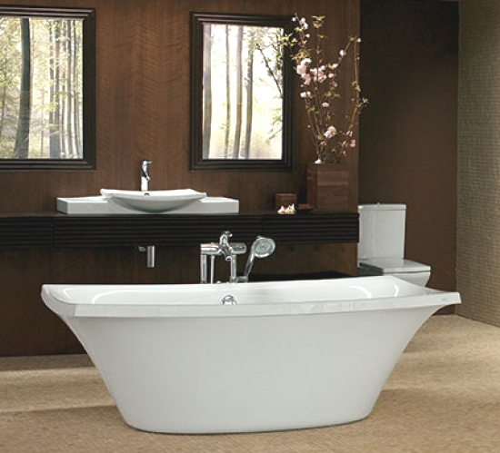 Kohler Faucets and vessel sinks
