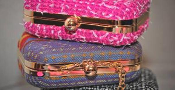 Lauren Hong clutches
