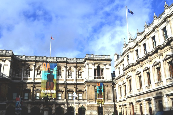 The royal academy, London