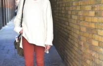 London Niki- Oversized Sweater Casual Look for the Theatre