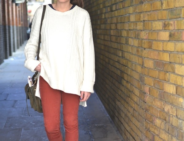 London Niki- Oversized Sweater Casual Look for the Theatre00