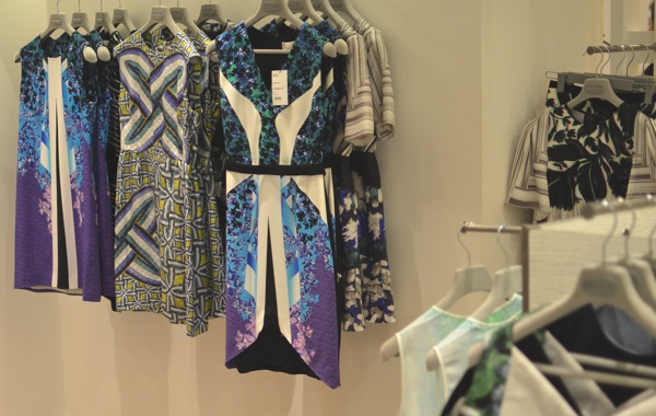 Peter Pilotto at Harvey Nichols