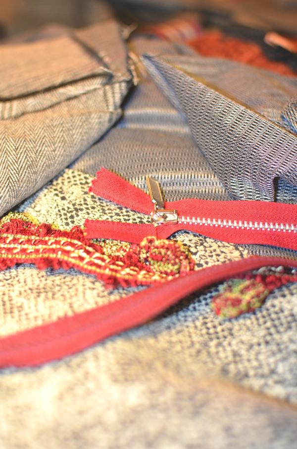 work in progress Artistic bags jewelry Maria Xanthakos