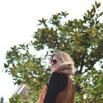 Trendsurvivor H&M Trend Leather Jacket black brown