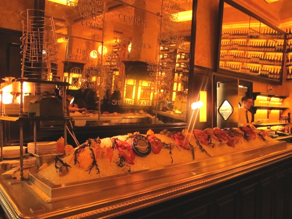 Balthazar London fish