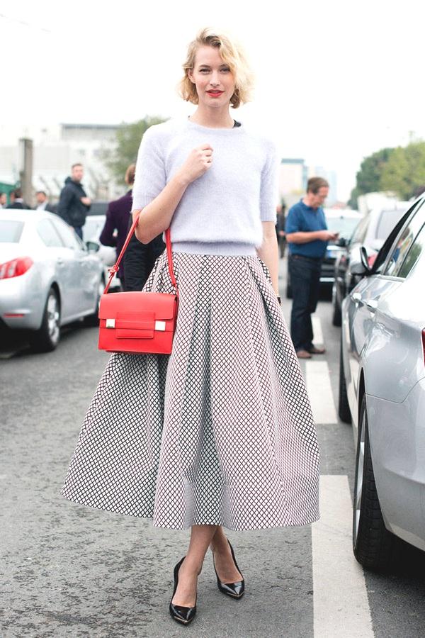 full skirt make you thinner
