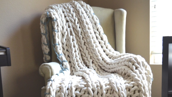 hip knits blanket