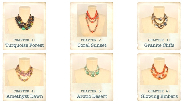 jewelry Anthology collection