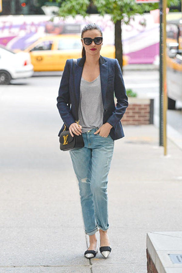 miranda-kerr-denim-Trend Posting The New Jeans- Key pieces and how to wear them