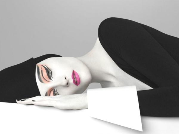 patrizio-di-renzo carnival makeup