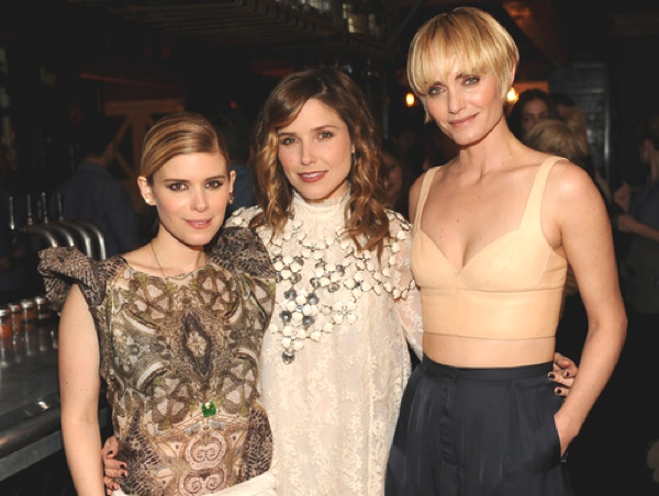 HMConscious Kate Mara, Sophia Bush, Amber Valletta. Photos via Getty Images