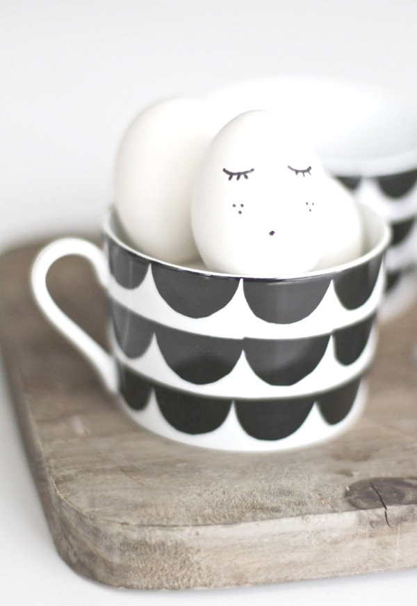 Inspiring ideas Easter Eggs Decoration eyes