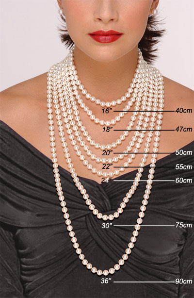 necklace measure