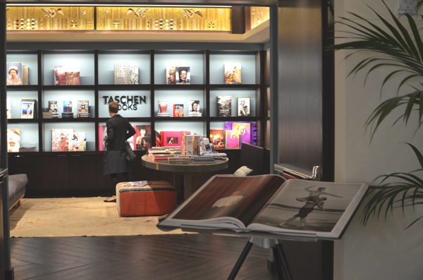 Taschen bookstore The joule