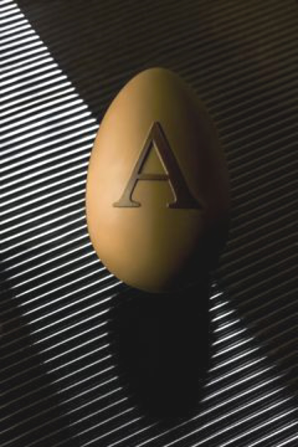 armani, nude eggs, eas