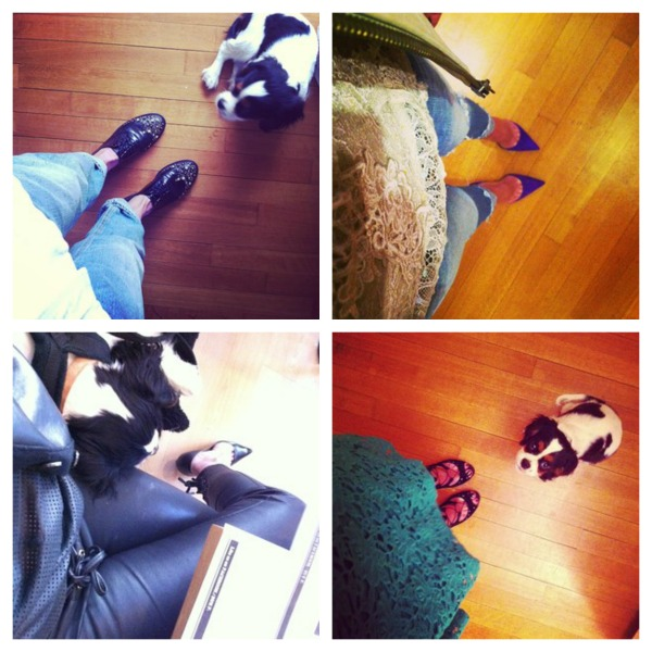 selfies shoes instagram