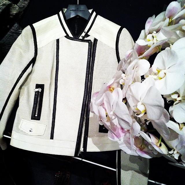 Andrew Marc poppy jacket