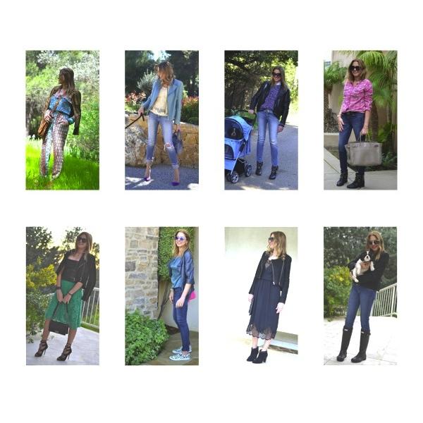 Trendsurvivor April Outfits street style