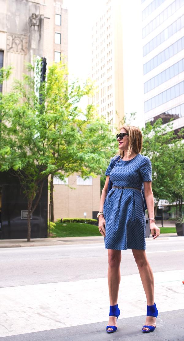 Dallas HandM dress