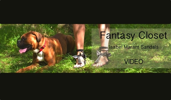 Fantasy closet Isabel marant video