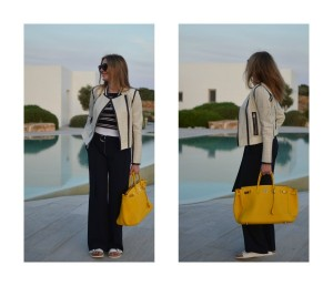 Greek Island Chic outfit