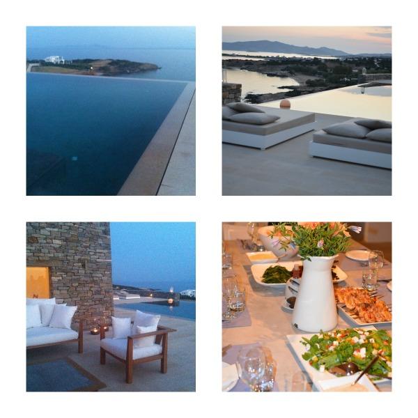 Greek Island villa Paros