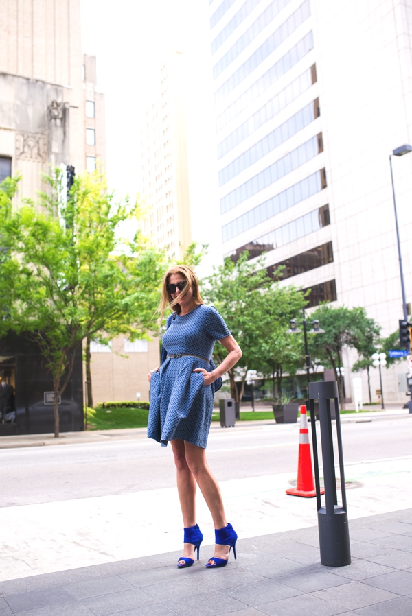 H&M Trend Jeans dress Dallas