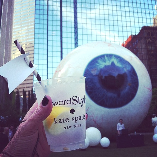 Kate Spade party Dallas Eye