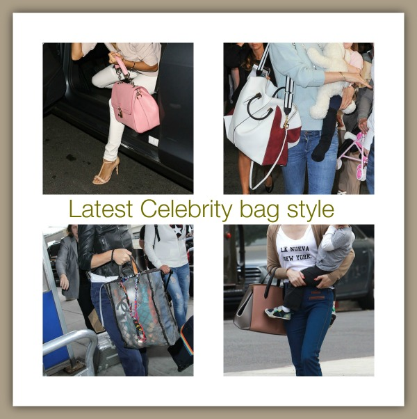 Latest celebrity bag style