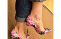 Trend Alert- Pretty Floral Shoes